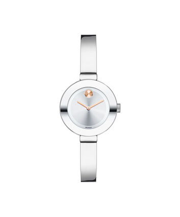 MOVADO Movado BOLD3600284 – 25 mm Metals bangle watch - Front view