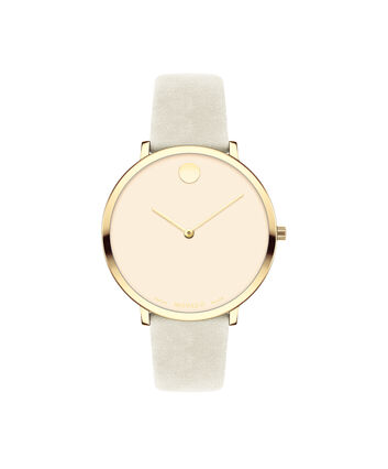 MOVADO Modern 470607345 – 35 mm Modern 47 on Strap - Front view
