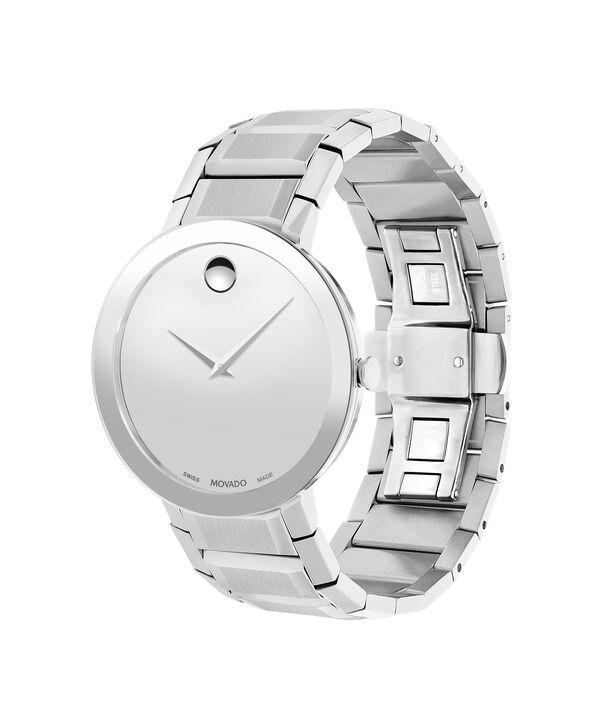 MOVADO Sapphire0607178 – Men's 39 mm bracelet watch - Side view