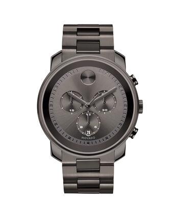 MOVADO Movado BOLD3600277 – 44 mm Metals bracelet chronograph - Front view