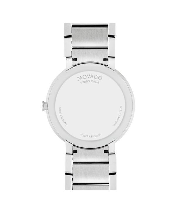 MOVADO Sapphire0607178 – Men's 39 mm bracelet watch - Back view