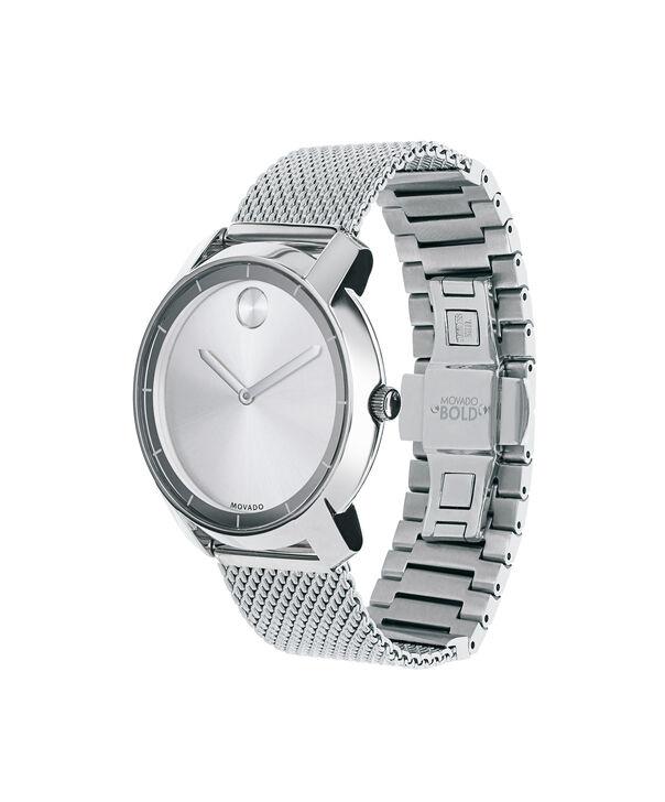 MOVADO Movado BOLD3600241 – 36 mm flat mesh bracelet watch - Side view