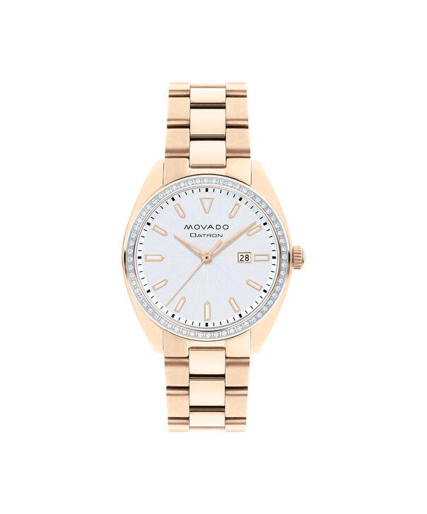 MOVADO Movado Heritage Series3650071 – Women's 31 mm bracelet watch - Front view