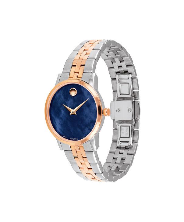 MOVADO Museum Classic0607268 – Women's 28 mm bracelet watch - Side view