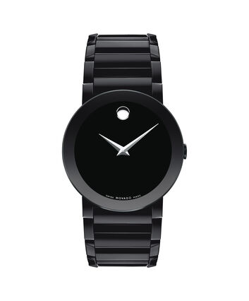 MOVADO Sapphire0606307 – Men's 38 mm bracelet watch - Front view