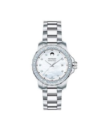 MOVADO Series 8002600120 – Women's 29 mm bracelet watch - Front view