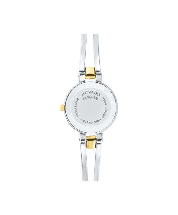 MOVADO Amorosa0607184 – Women's 24 mm bangle watch - Back view