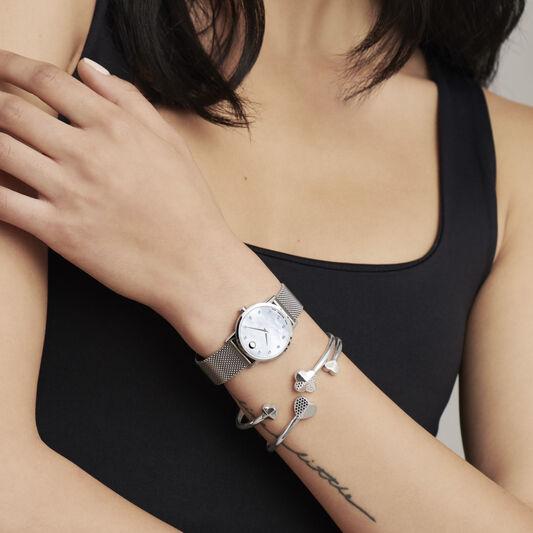 Movado Heart Bracelet