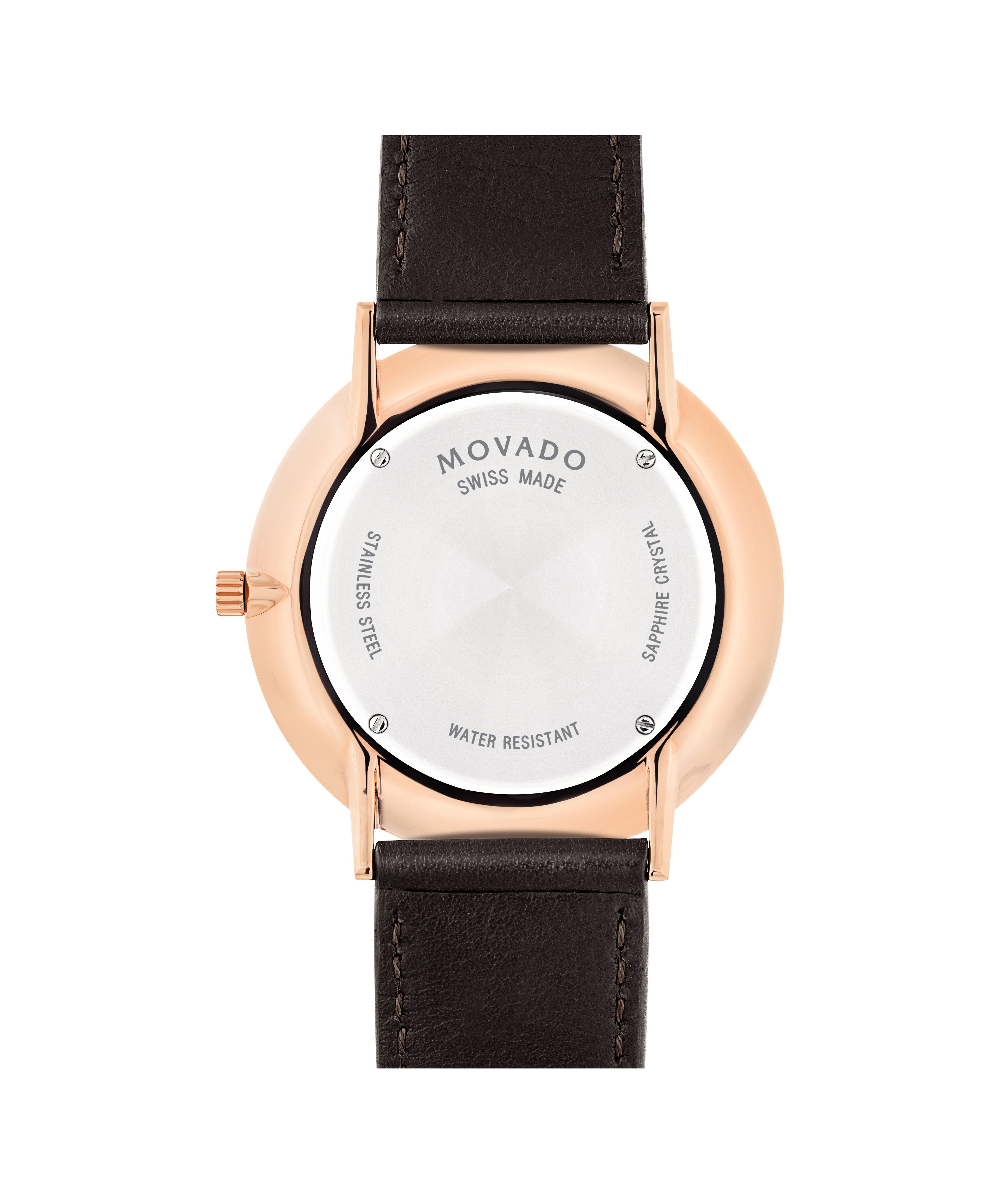 Gray Movado Replica Watches For Men