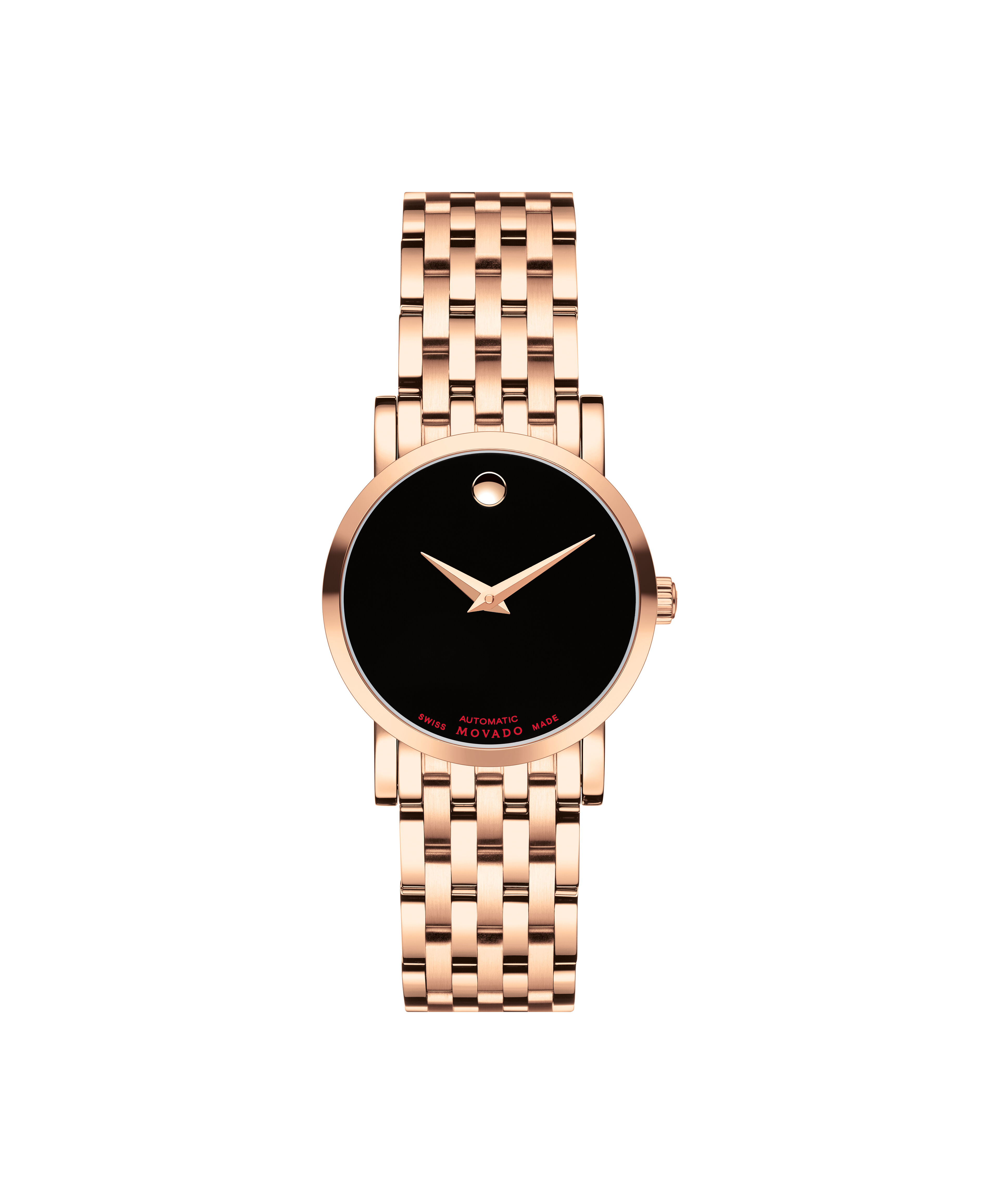 Movado Ladies Museum Gold Replica