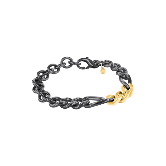 Movado Men's Mixed-Chain Bracelet