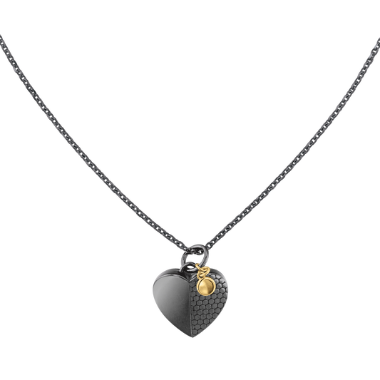 Movado Heart Necklace