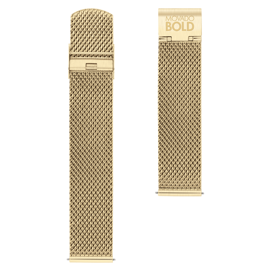 40mm Movado Connect 2.0 Mesh Bracelet