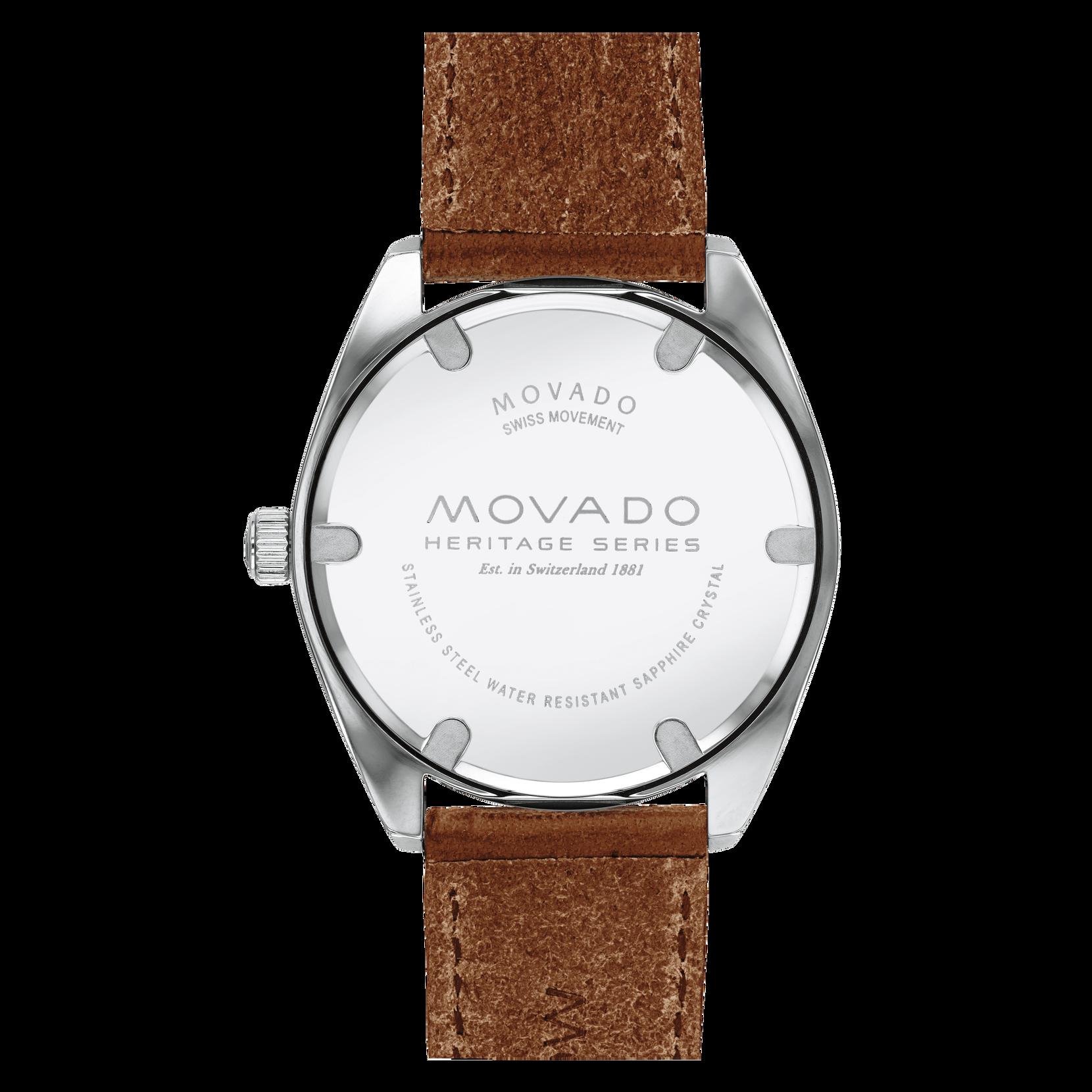 Movado Heritage Series