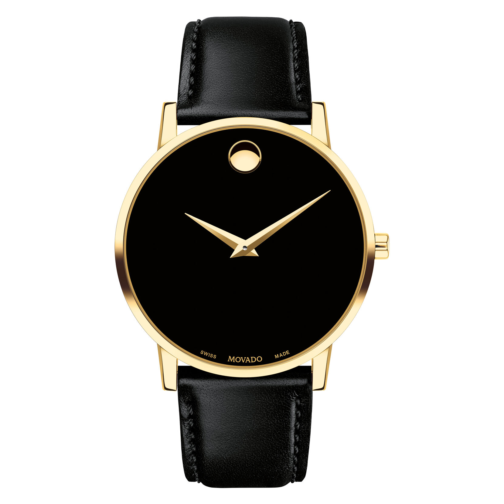 Movado Museum Watch, Minimalist, Clean Looking Face, Watch Dial