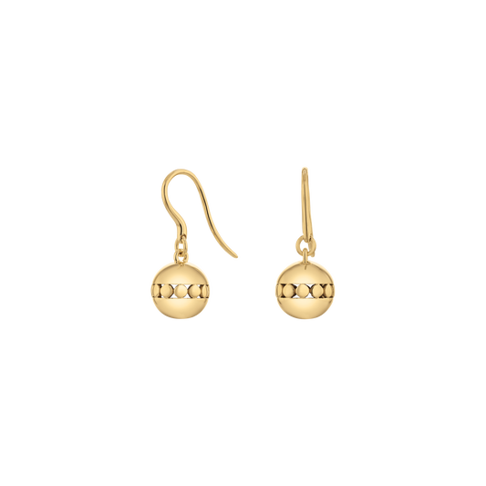 Movado Sphere Earrings