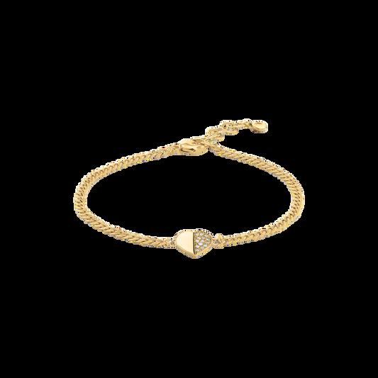 Movado Petite Heart Bracelet