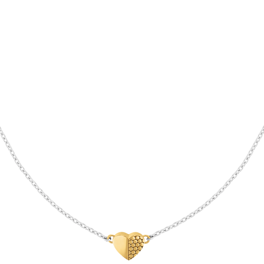 Movado Petite Heart Necklace