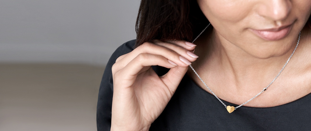 Petite Heart Jewelry