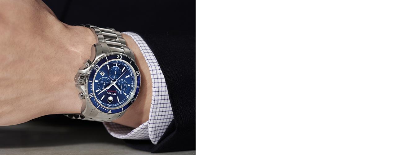 Movado BOLD Watch and Movado Bangles