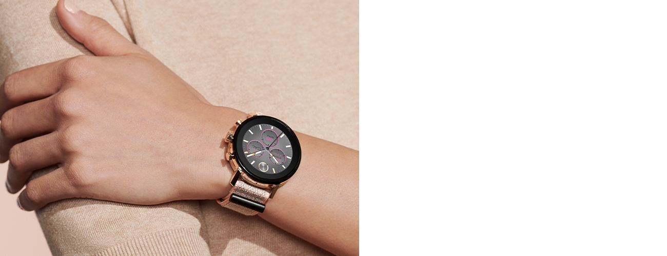 Movado Connect 2.0 User Guide