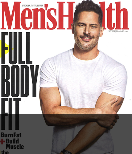 June 2019 issue of Men's Health