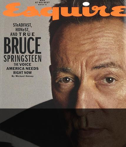 Winter 2019 Esquire Magazine