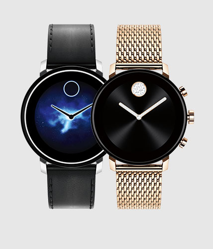 Movado connect watch collection
