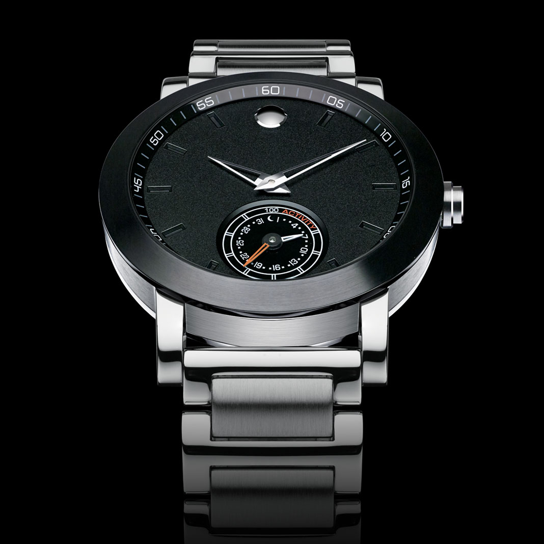 Movado Movado Museum Sport Motion Men S Large Stainless