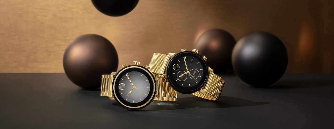 Movado Connect 2.0 Smartwatches