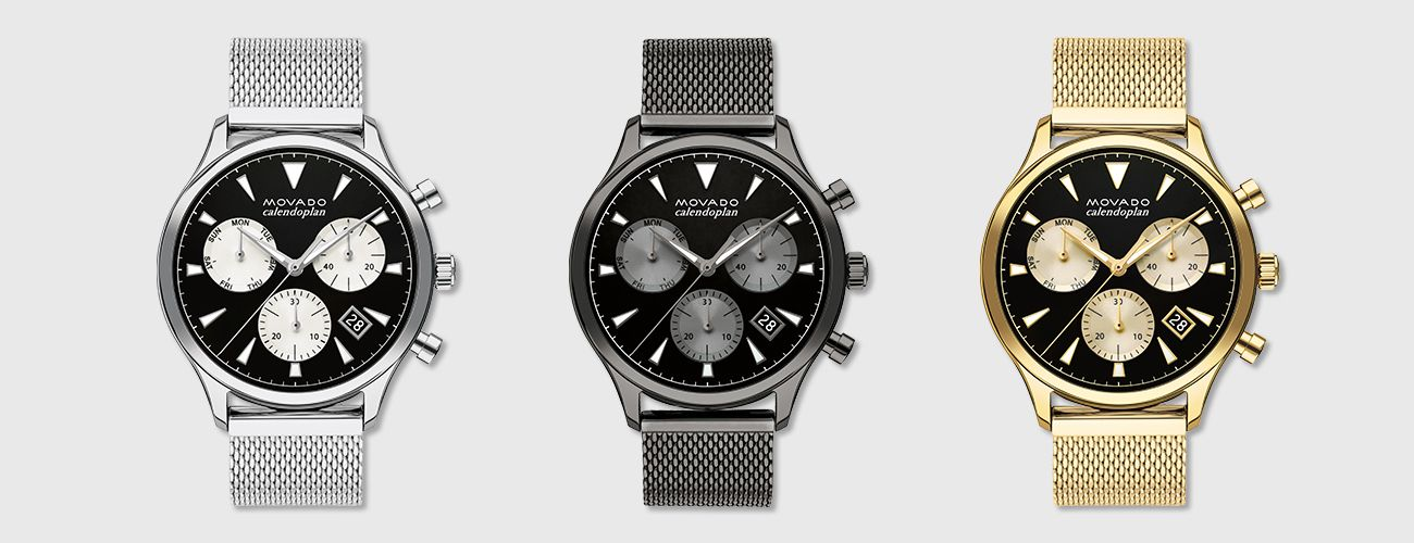 Movado Heritage Series Watches