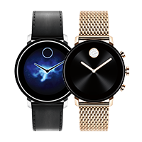 Movado Connect 2.0 Watch Collection