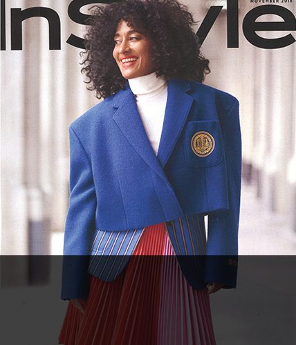 November 2018 issue of In Style magazine
