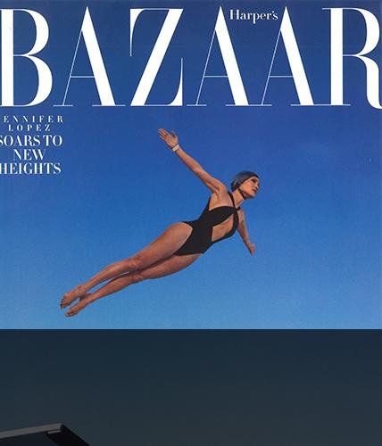 February 2019 issue of Harper's BAZAAR