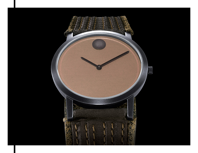 Special Edition Museum Watch by Proenza Schouler