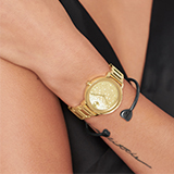 CRYSTAL SET WATCHES